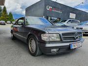 Sammlerstück Mercedes Benz 500sec