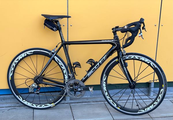 Scott Addict R1 Vollcarbon RH