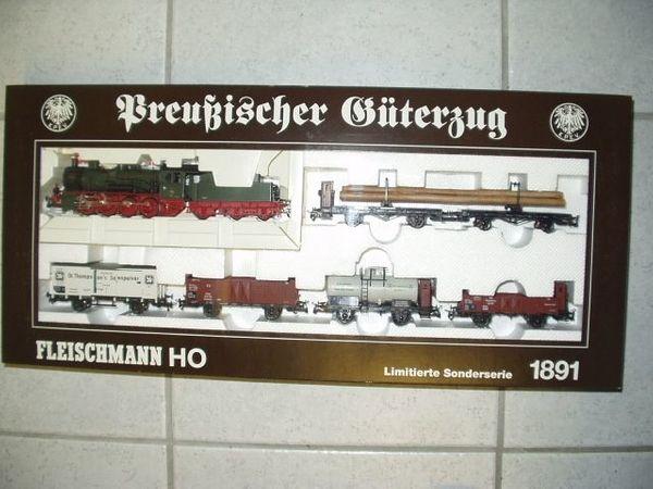 Märklin-Fleischmann HO 2 analoge Wechselstromsets