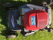 Rasenmäher mit Hondamotor