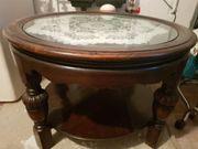 Tisch massiv Holz 85 cm