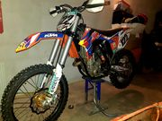 KTM 350 SX-F Motocross