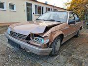 Opel Rekord Bj 1984