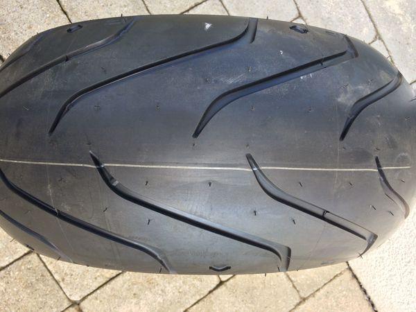 Motorradreifen Harley Davidson Michelin 240