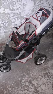 Kinderwagen Bergsteiger Capri