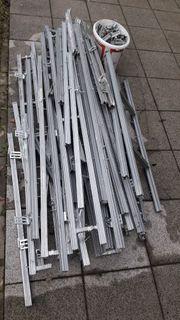 Trockenbau verzinkte Stahlprofile Verbinder von