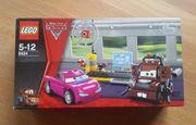 Lego Cars Hooks Agentenzentrale und