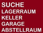 suche Keller Lagerraum 30-50qm in