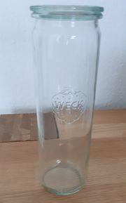 600ml Zylinderglas WECK RR60