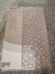 Bettbezug weiß grau