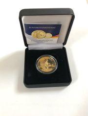 Goldmünze Schwarzspecht Limitiert Zertifikat