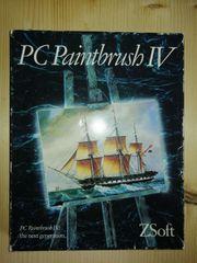 Painbrush IV PC original Bildbearbeitung