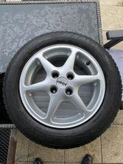 Sommer-Radsatz für Peugeot mit Alu