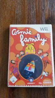 Nintendo Wii Spiel Cosmic Family