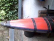 Einer-GFK-Kajak zu verkaufen