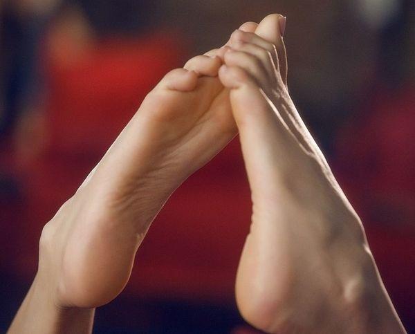 Suche die schönsten Füße der