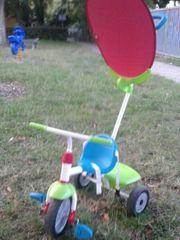 Dreirad vom Smart Trike mit