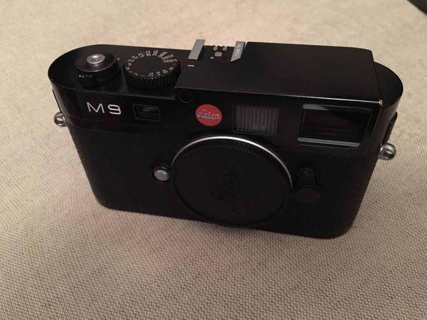 Digitalkamera Leica M M9 18