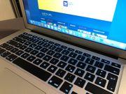 MacBook Air 2017 mit Garantie
