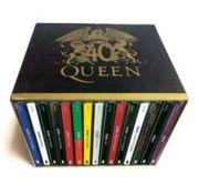ideales Weihnachtsgeschenk Queen - 30 CD-Box -