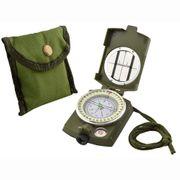 NEU Kompass Klappkompass Trageband Army