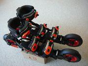 Skike VX Twin - für Schuhgröße 36-47
