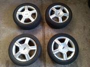 Ford Alufelgen mit Sommer Reifen