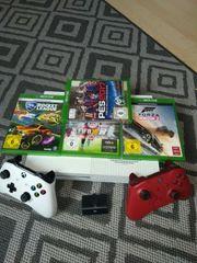 Xbox one S Spiele drei