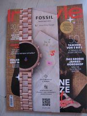 NEU mit Banderole Zeitschrift INSTYLE