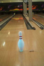 Bowlingpin-Lampe-Spardose