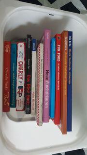 Kinder- bzw Jugendbücher