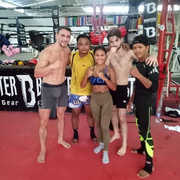 Sport Camp Muay Thai The