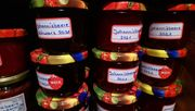 Verschiedene leckere Marmelade von privat