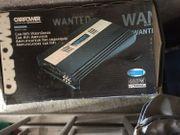 Lautsprecher Verstärker und Bassbox