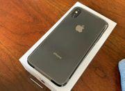 NEU Iphone X 64GB space