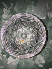 Aschenbecher Bleikristall