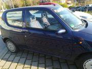 Fast schon ein Oldtimer Fiat
