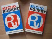 Liebhaberstück Micro Robert Wörterbuch-Klassiker Französisch
