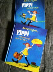 Kinderbücher 2mal Pippi Langstrumpf Astrid
