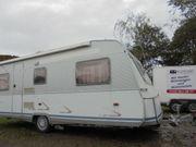Dethleffs Camper 530 TK mit