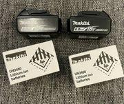 Makita Schnellladegerät 4x 18V 6