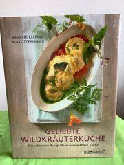 Kochbuch Kräuterküche neu und in