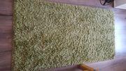 Schöner Hochflor Teppich