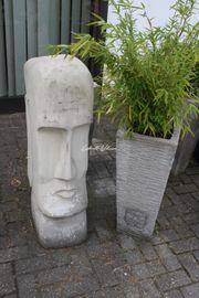 Gartenfigur Gartendeko Stein Steinfiguren Betonfigur