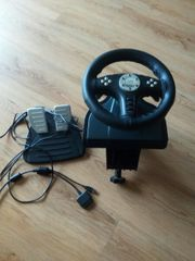2in1 Force Vibration Racing Wheel