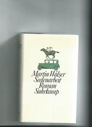 Martin Walser Seelenarbeit Suhrkamp Verlag
