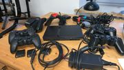 Playstation 2 Slim mit 2
