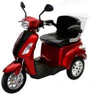 Seniorenmobil Elektroroller E-Trike - 25 km h
