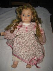 wunderschöne Puppe Kinderpuppe Spielpuppe Sammlerpuppe
