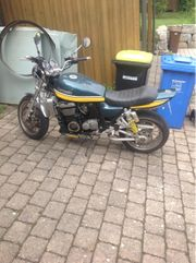 Kawasaki ZRX1100 im Z900 Stil
